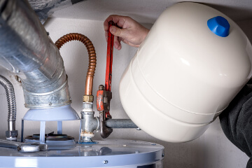 Hot Water Heater Repair Tulsa OK - Compression Tank Installation