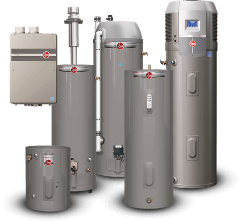 Rheem Water Heater Installation Tulsa OK