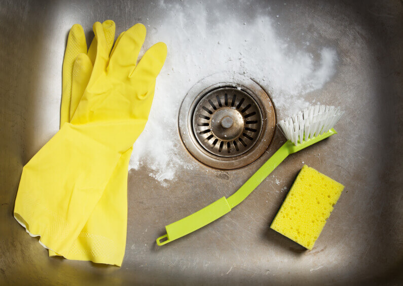 Safety Tips for Commercial Drain Cleaners