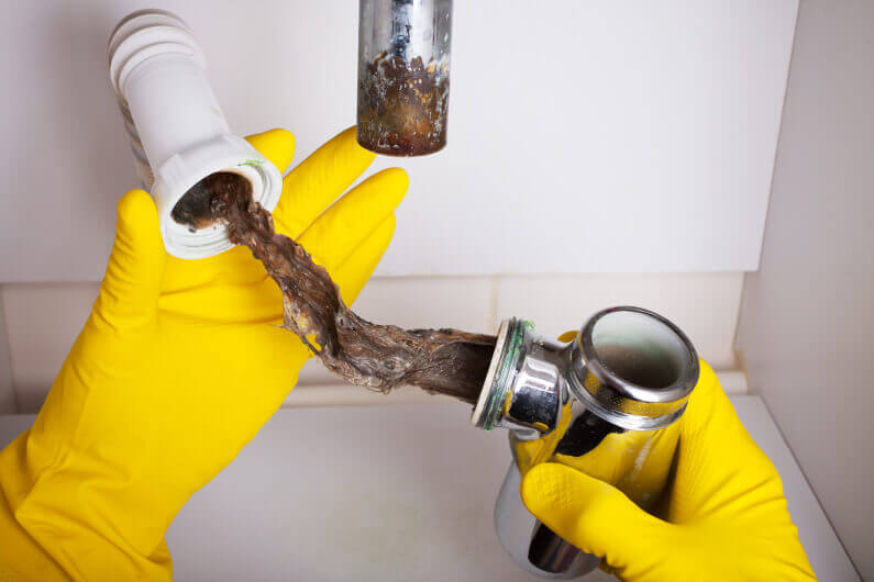 Common Causes for a Clogged Sink